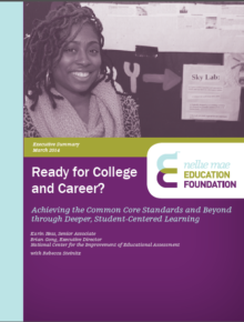 Ready for College and Career?